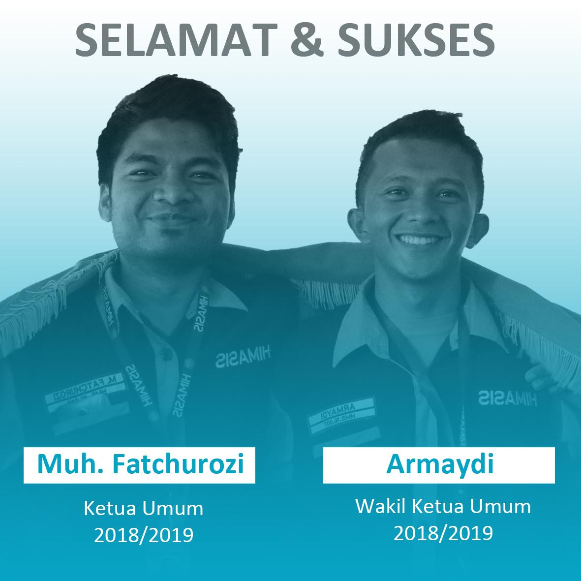Mubes HIMASIS periode 2017/2018