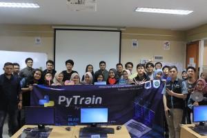 Dokumentasi PyTrain 2019