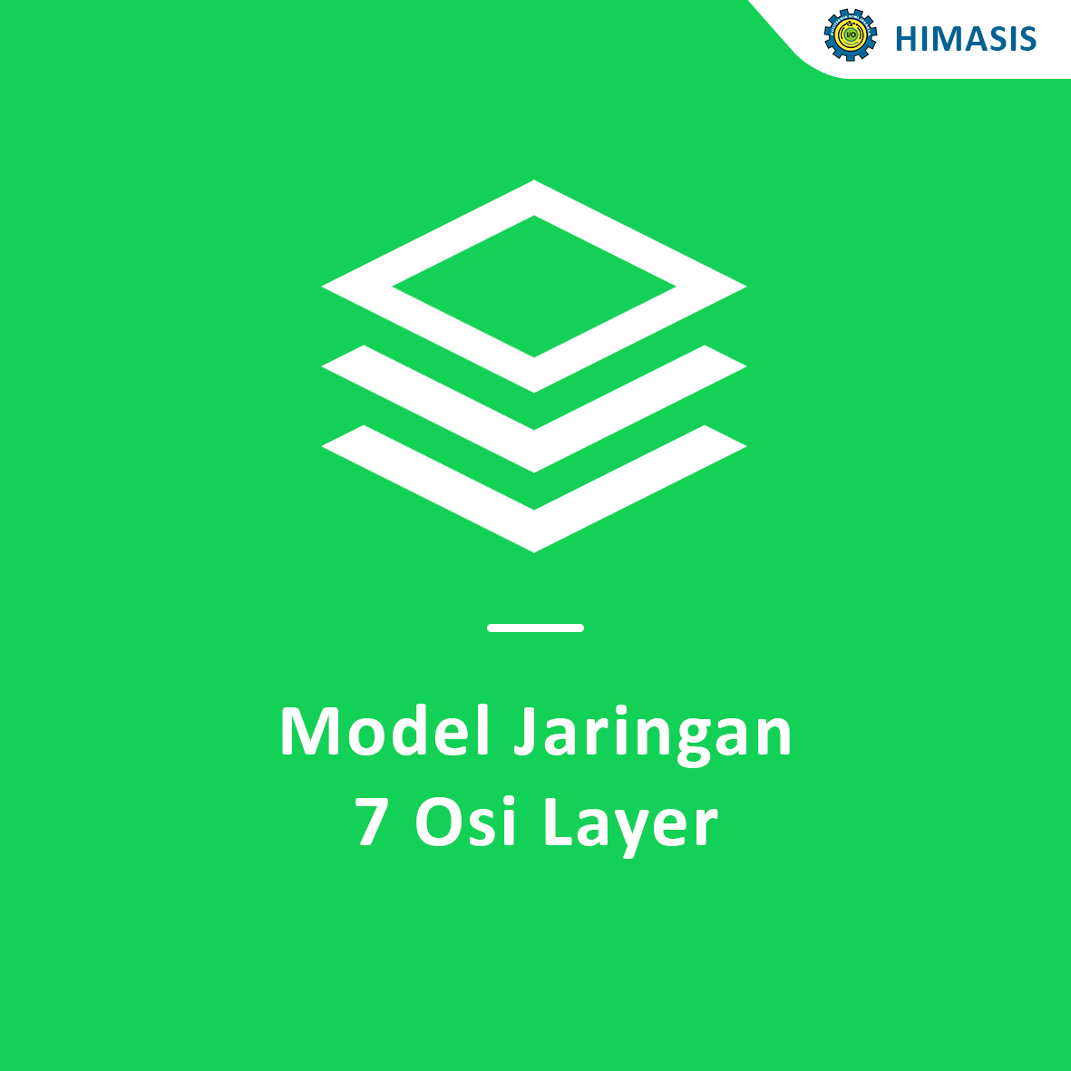 Model Jaringan 7 Osi Layer