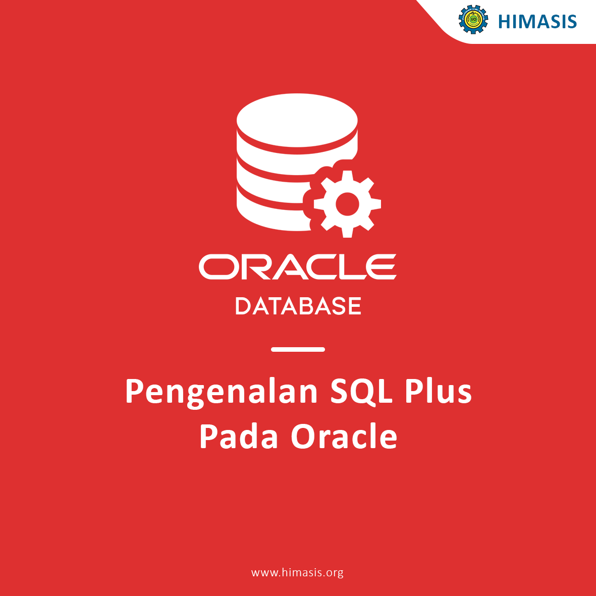 Pengenalan SQL Plus pada Oracle