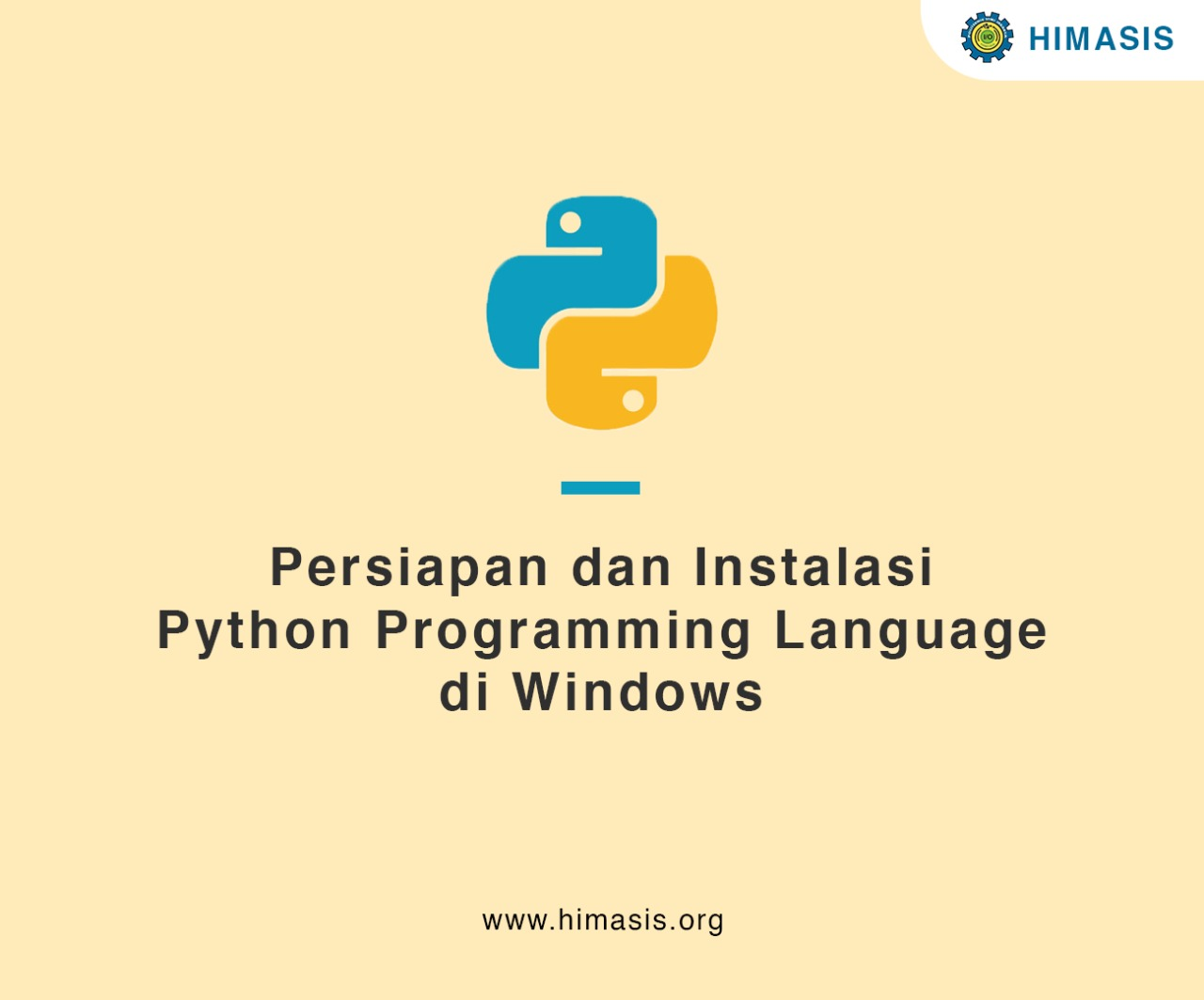 Materi: Tutorial Instalasi Python di Windows