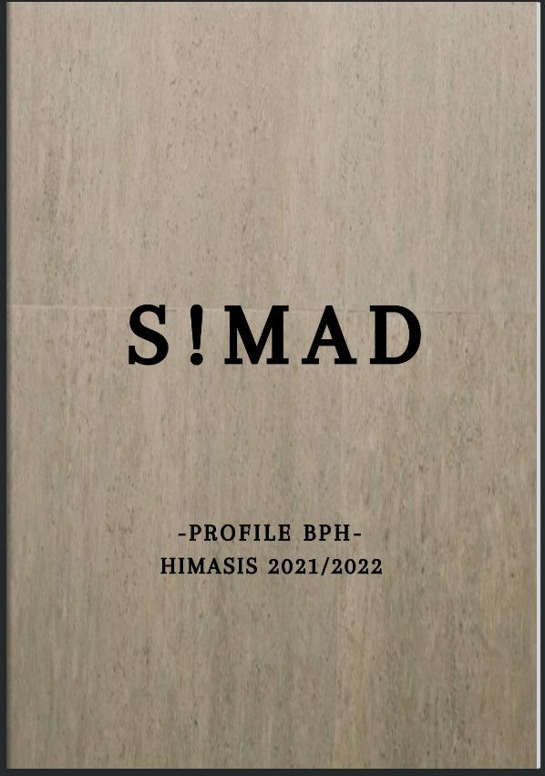 Majalah Profil BPH HIMASIS Periode 2021-2022