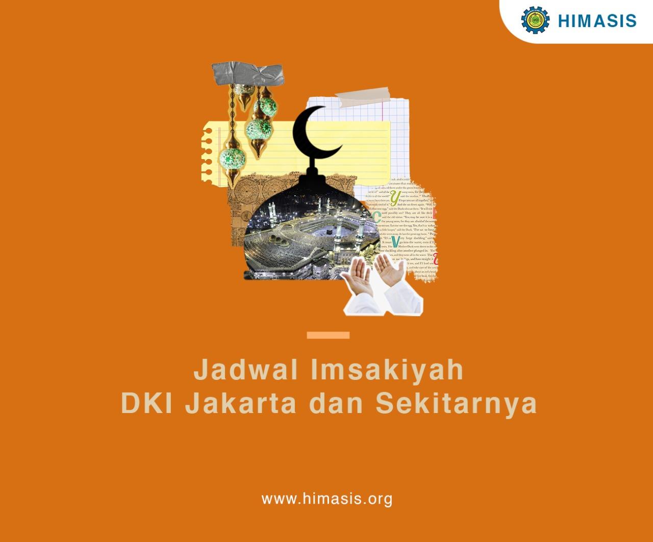 Jadwal Imsakiyah Ramadan 1441H