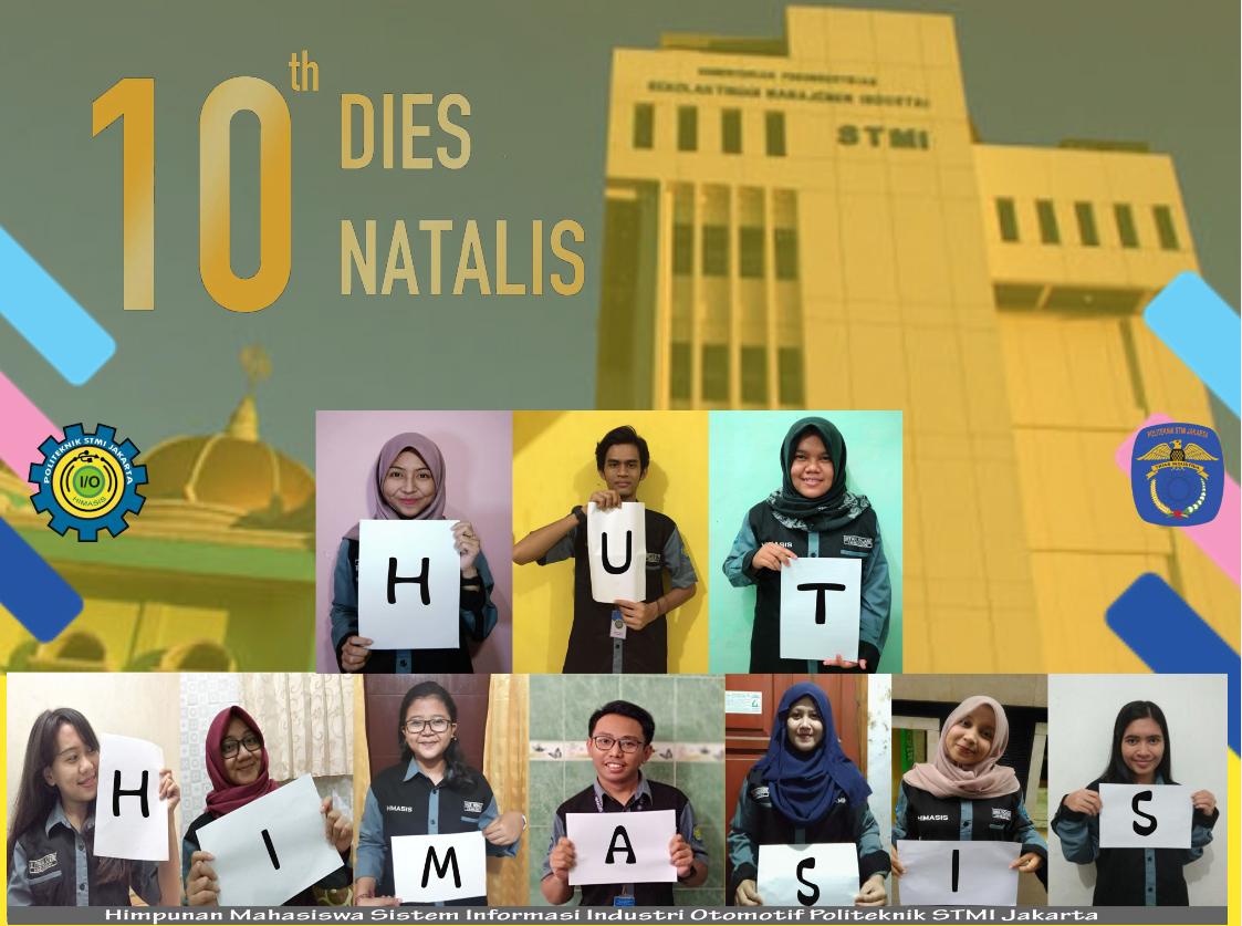 Dies Natalis Himasis 10 tahun