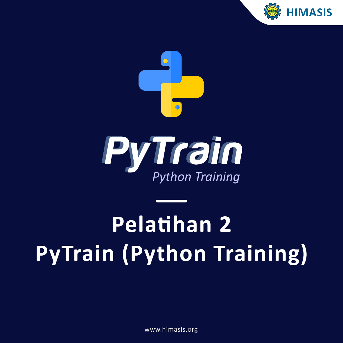 Pelatihan 2 : Py Train