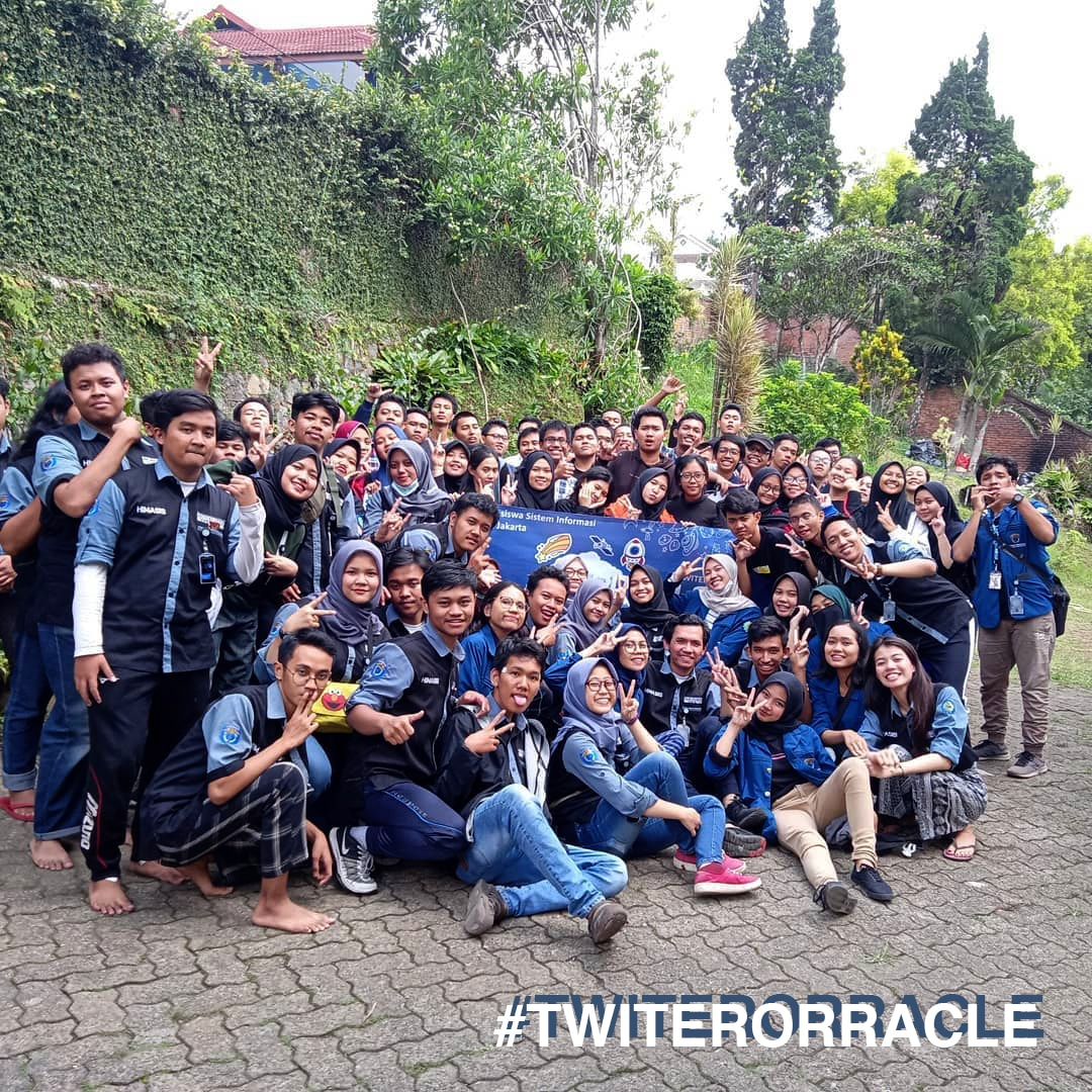 """After Event TWITER """"ORRACLE"""" 2019"""